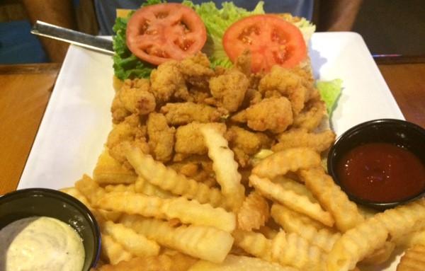 Blue Water Seafood Crawfish