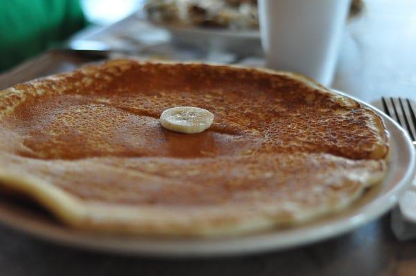 Buffalo Grille Voss Banana Pancakes