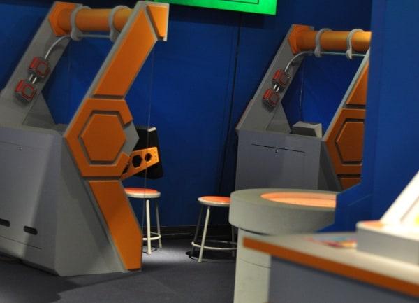 Childrens Museum Secret Mission Headquarters Computers