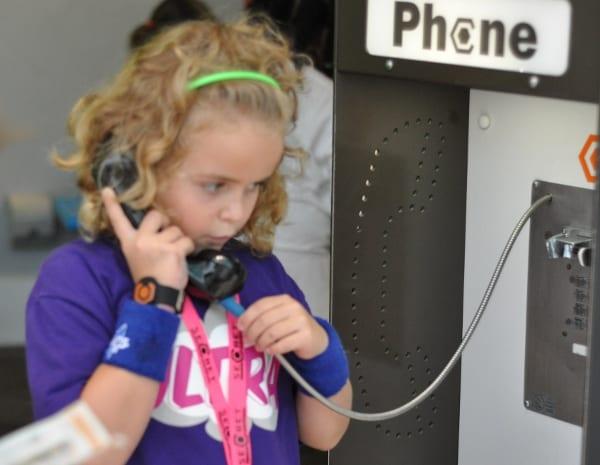 Childrens Museum Secret Mission Phone