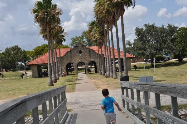 Clear Lake Park Pavilion