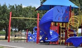 A really big & really good place to play… Clear Lake Park and Splashpad!