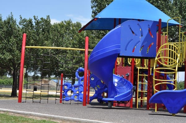 Clear Lake Park Play Structure