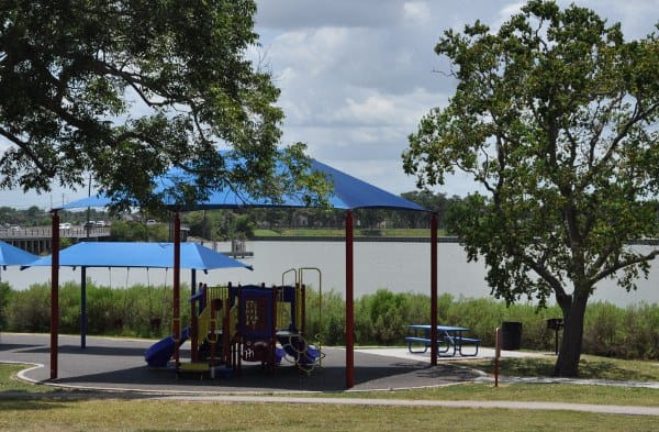 Clear Lake Park Toddler Playground