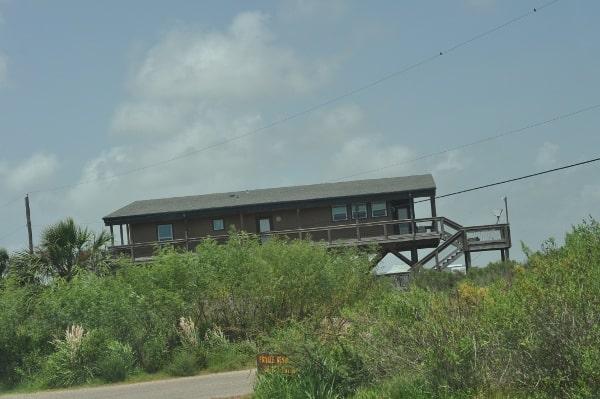 Galveston Island State Park Cabin