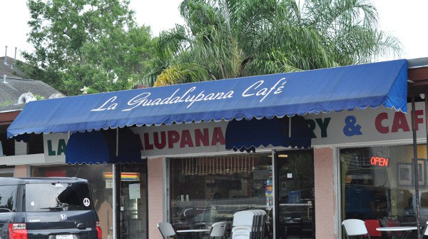 Guadalupana Cafe in Montrose