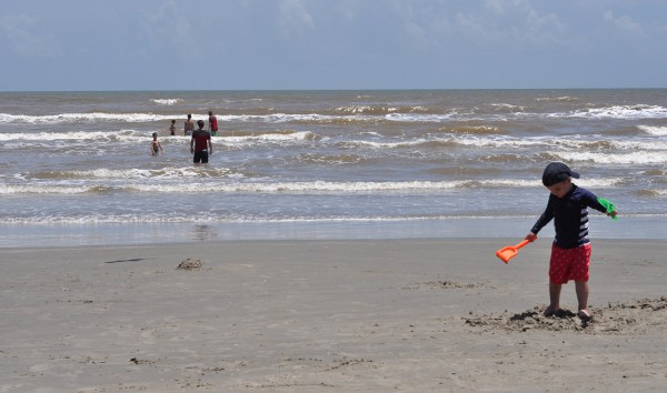 Jamaica Beach Galveston Island