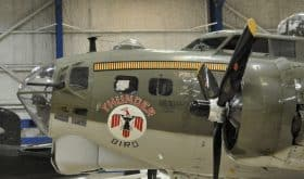 Lone Star Flight Museum in Galveston… One of the top flying museums in the United States