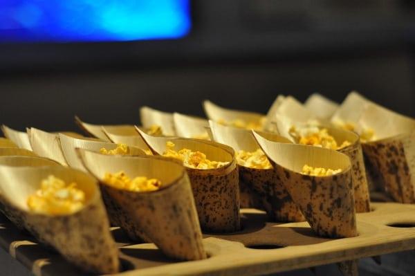 Marriott IAH Popcorn