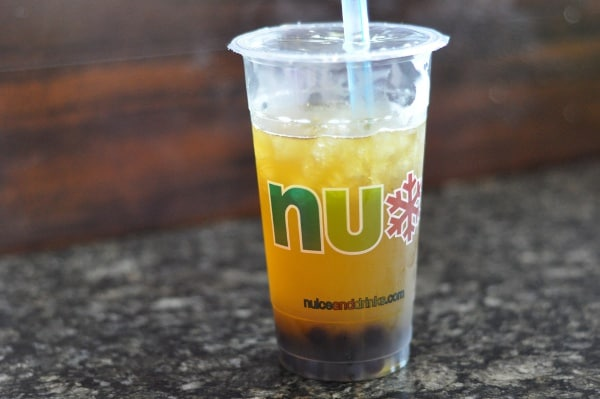 Nu Ice and Drinks Boba Tea