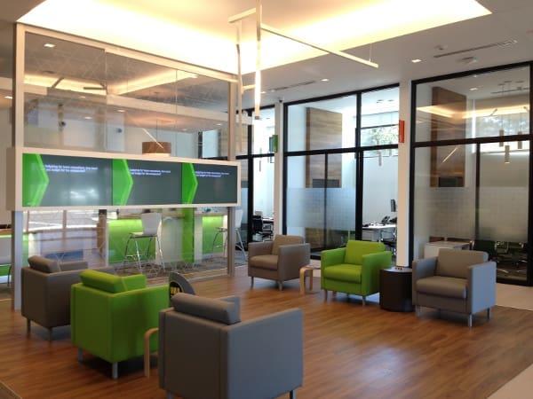 Regions Bank Kingwood Inside