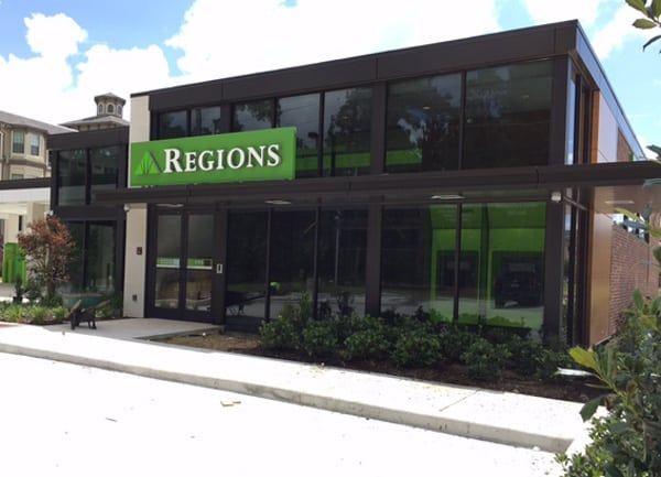 Regions Bank Kingwood
