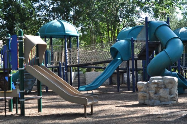 Sawmill Park The Woodlands Playground