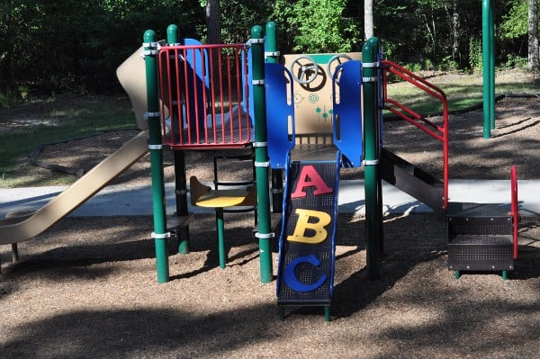 Sawmill Park Toddler Playground The Woodlands