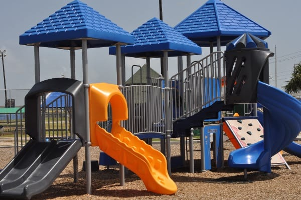 Schreiber Flagship Park Galveston Small Playground