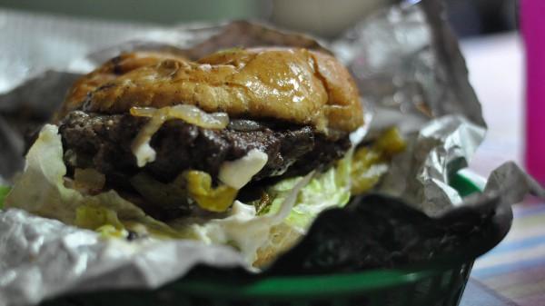 Lankford Grocery Philadelphia Burger