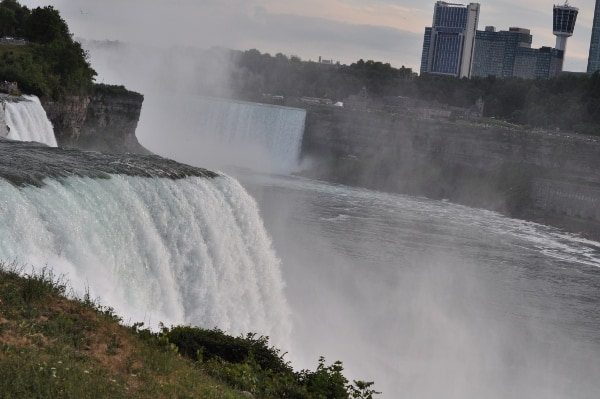 Niagara Falls from New York Side