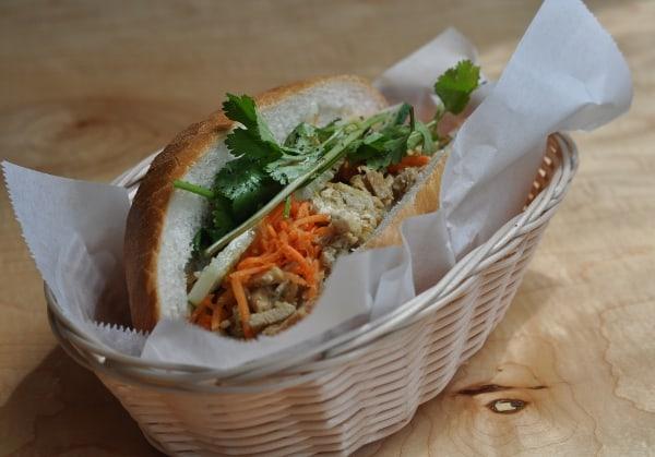 Ou Banh Mi Special Tofu