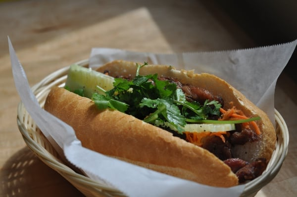 Oui Banh Mi Chargrilled Chicken