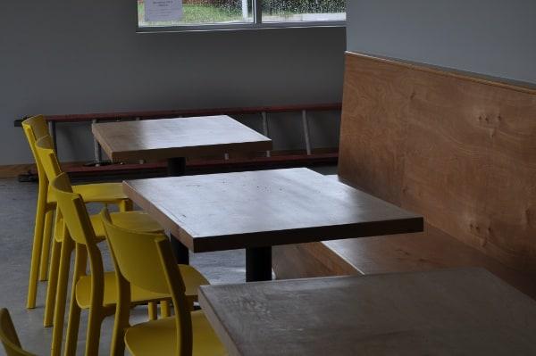 Oui Banh Mi Tables