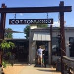 Cottonwood… Family and Pet Friendly with Live Music, Patio, Park and Good Food!