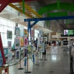 Where in Houston?  Making a Mark Exhibit at Hobby Airport!
