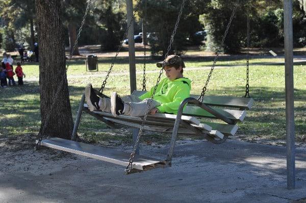 Burroughs Park Dog Park