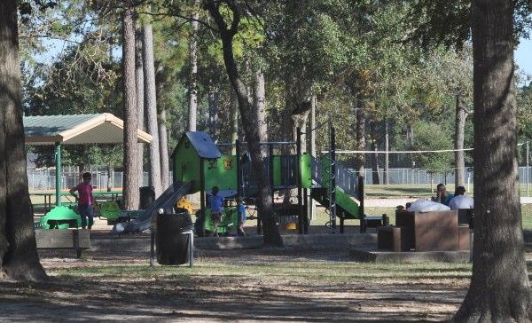 Collins Park New Little Kid Playground