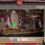 Free Personalized Santa Video from Portable North Pole