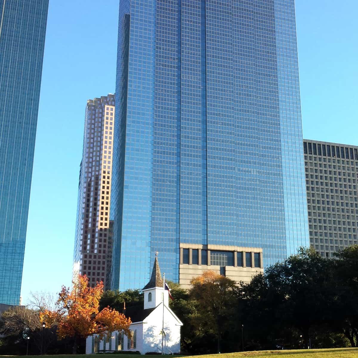 Sam Houston Park Church