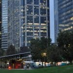 Outdoor Roller Rink at Discovery Green! March 2-25, 2018