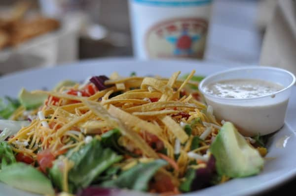Frey's Backyard Salad