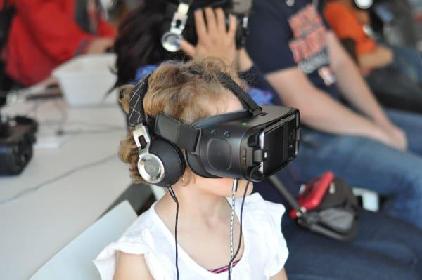 Super Bowl 51 Virtual Reality Mars