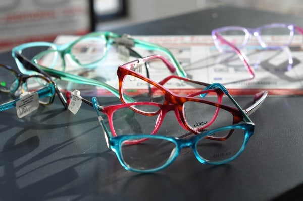 Glasses at Visionorks