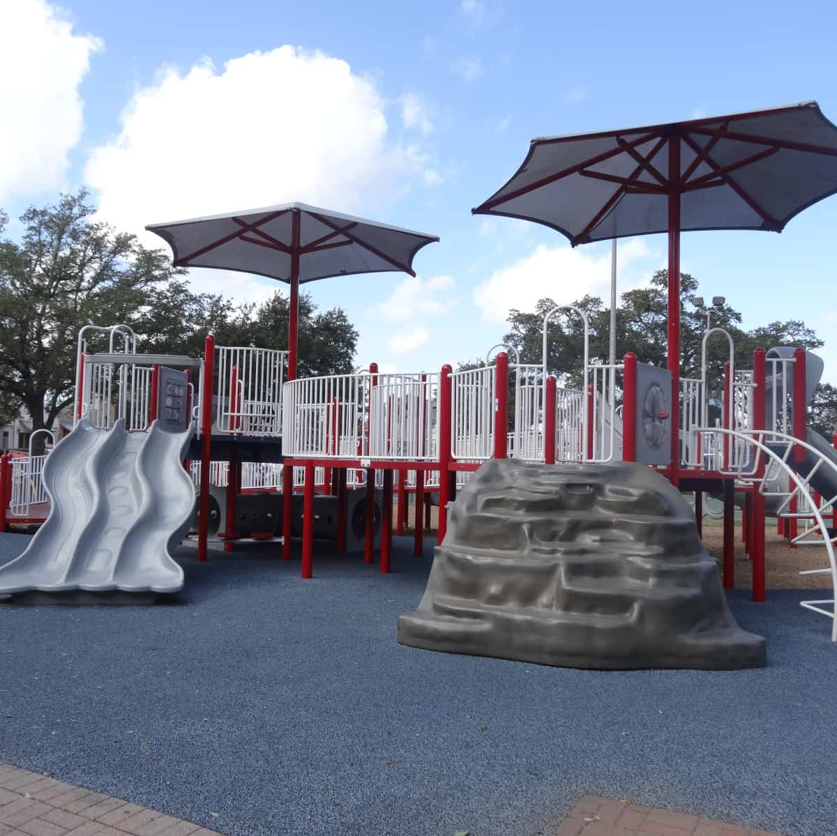 League Park Playground