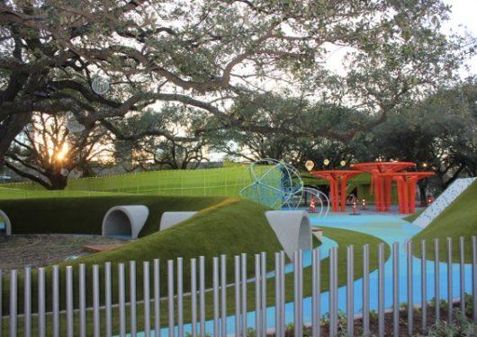 Levy Park Houston