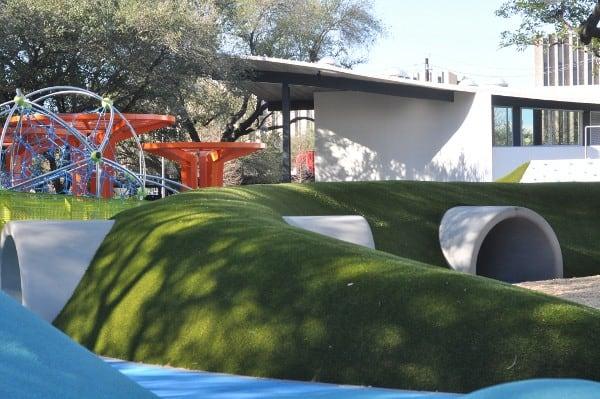 Levy Park Playground Houston