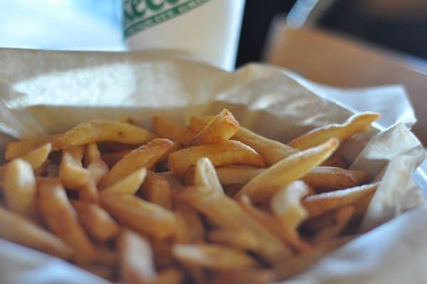 Skeeters French Fries