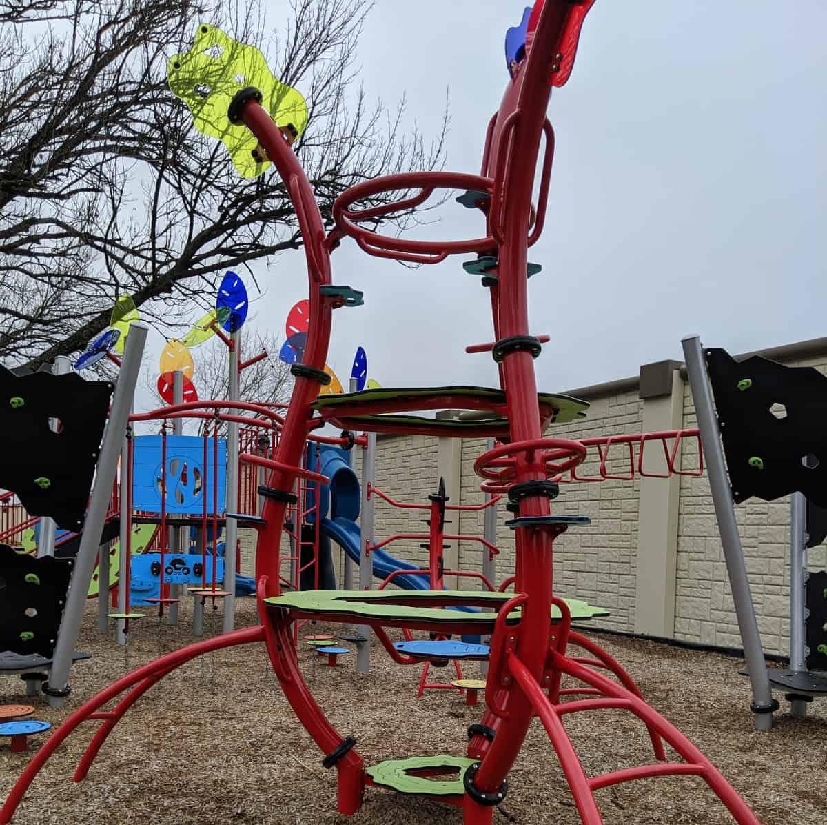Ware Park Playground