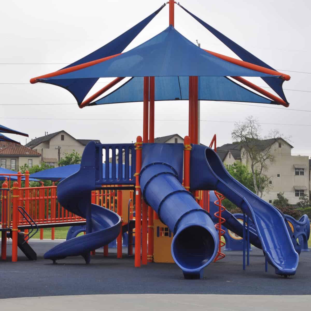West Gray Rec Center Playground