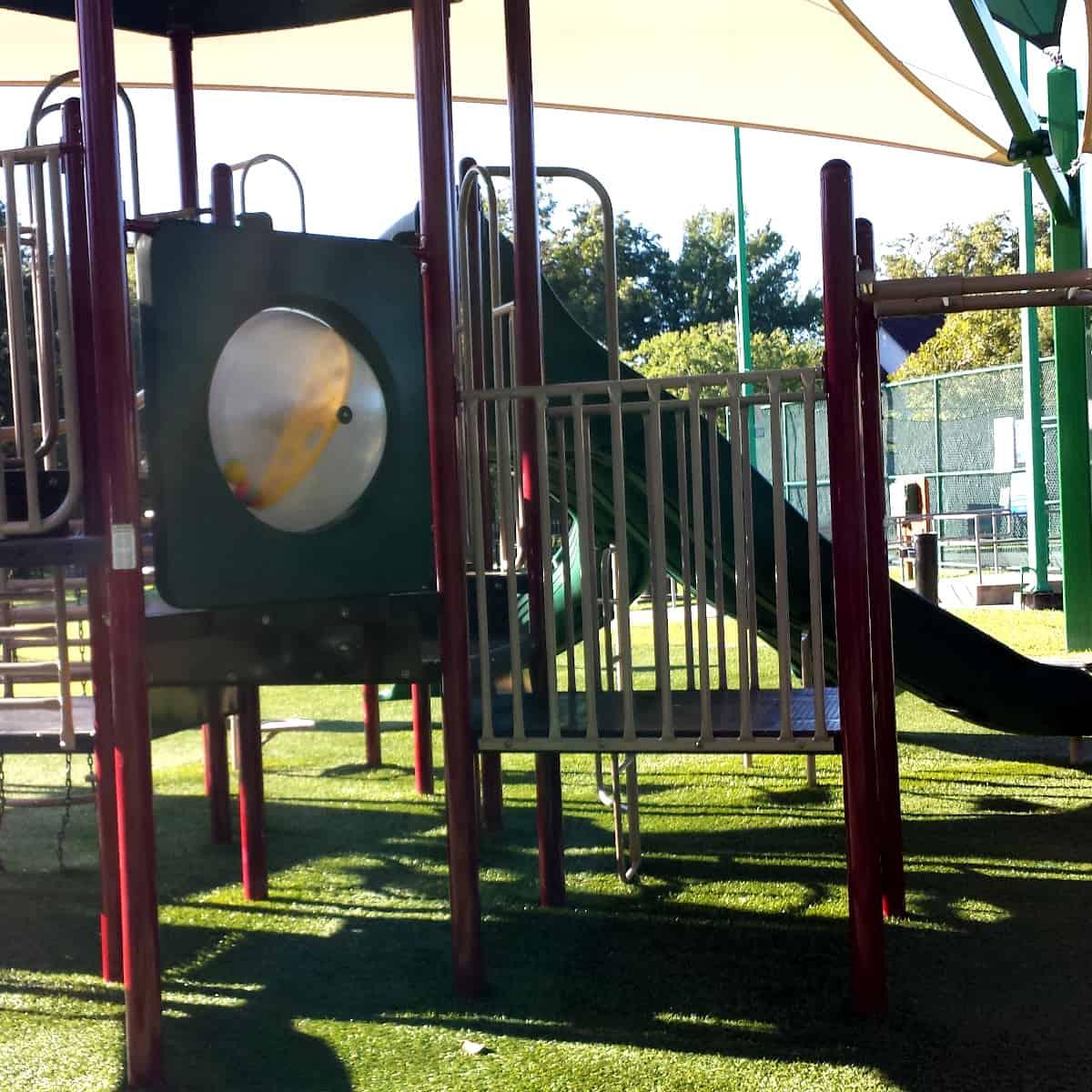 Wier Park Playground