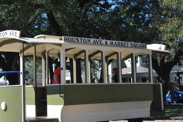 Woodland Park Houston Street Car