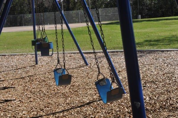 Woodland Park Houston Swings