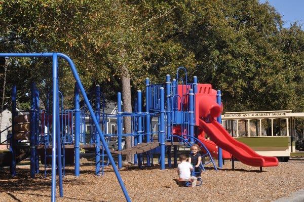 Woodland Park Houston Teeter Totter
