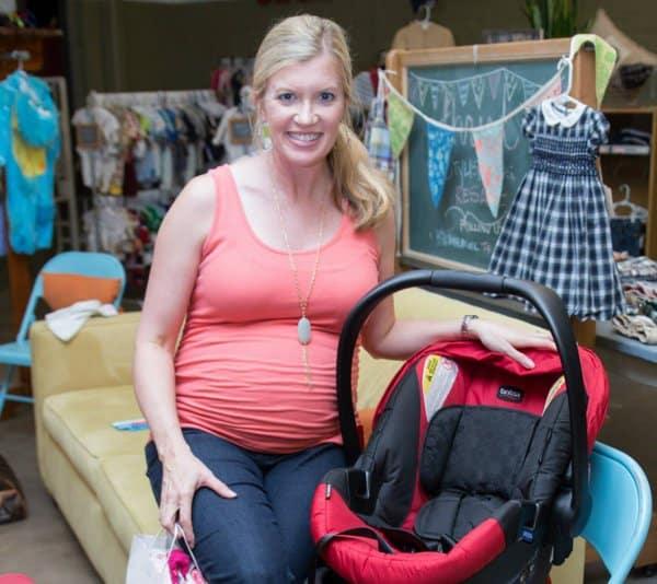 Bayou City Mamas Houston Baby and Kid Show Car Seat