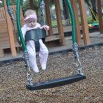 Carol Fox Park: Mom-and-Baby Swing, Noah's Ark, Sand Box and Great Playground