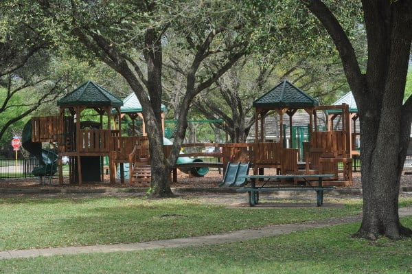 Carol Fox Park Play Structure