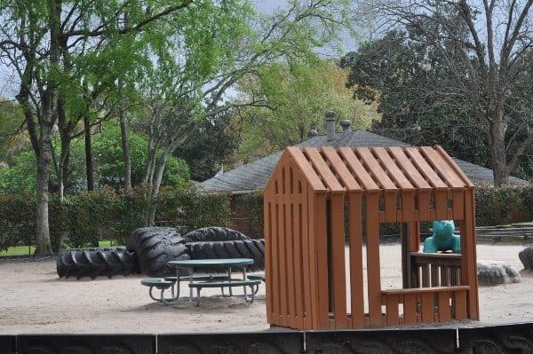 Carol Fox Park Sand Box