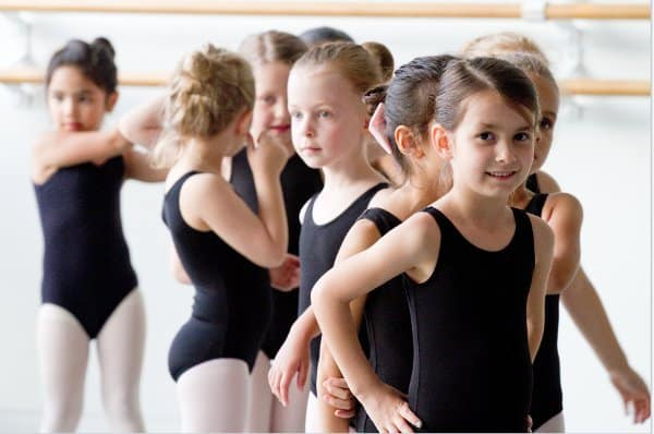 Houston Ballet Preschool Class