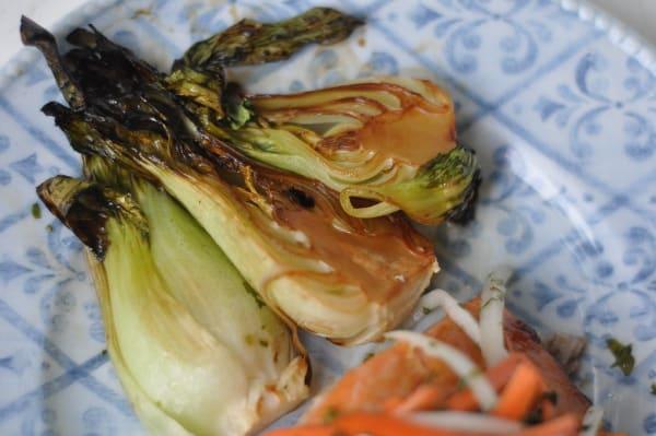 Marias Gourmet Kitchen Bok Choy